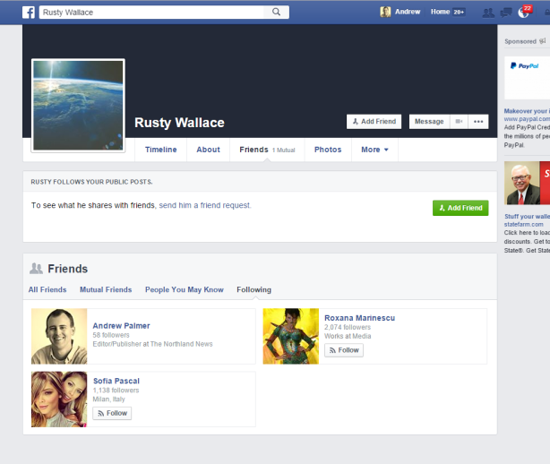 Rusty Wallace 4